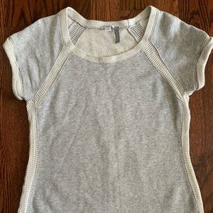 Splendid Grey Maternity Sweatshirt